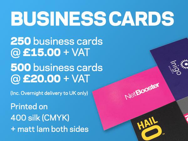 Apple capital print management londons print room business cards 250 business cards 1500 vat or 500 business cards reheart Images
